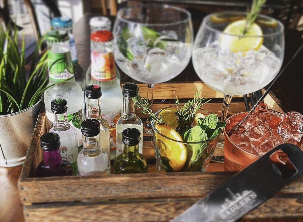 Save £10 on a Harborne Gin Board